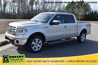 2013 F-150 SuperCrew Cab 4x4, Pickup #JP1777A - photo 9