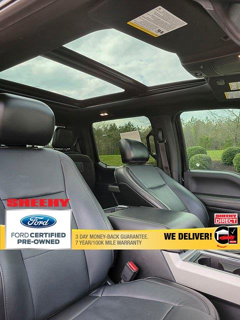 2017 Ford F-150 SuperCrew Cab 4x4, Pickup #JP2180 - photo 16