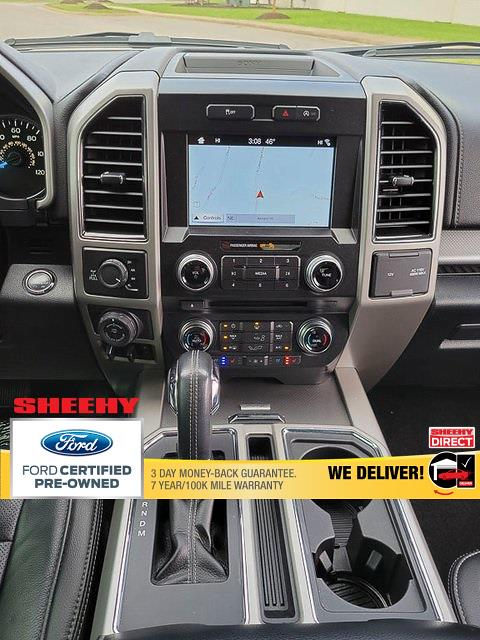 2017 Ford F-150 SuperCrew Cab 4x4, Pickup #JP2180 - photo 25