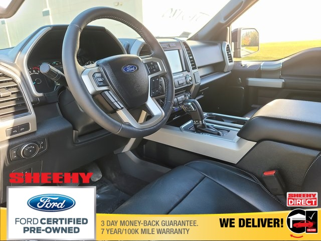 2017 Ford F-150 SuperCrew Cab 4x4, Pickup #JP2180 - photo 28