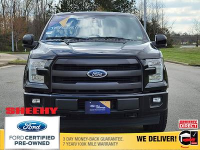2017 Ford F-150 SuperCrew Cab 4x4, Pickup #JP2180 - photo 2