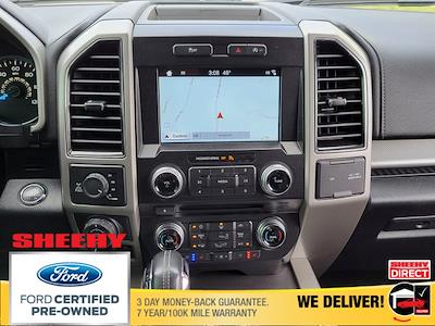 2017 Ford F-150 SuperCrew Cab 4x4, Pickup #JP2180 - photo 26