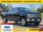 2018 Ford F-150 SuperCrew Cab 4x4, Pickup #JP2200 - photo 1