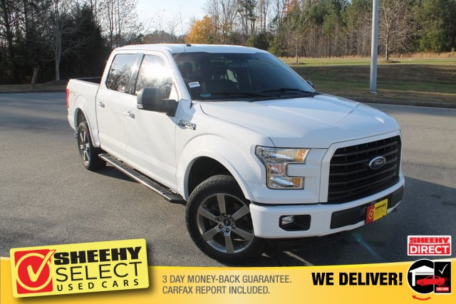 2016 Ford F-150 SuperCrew Cab 4x4, Pickup #JP2228 - photo 1