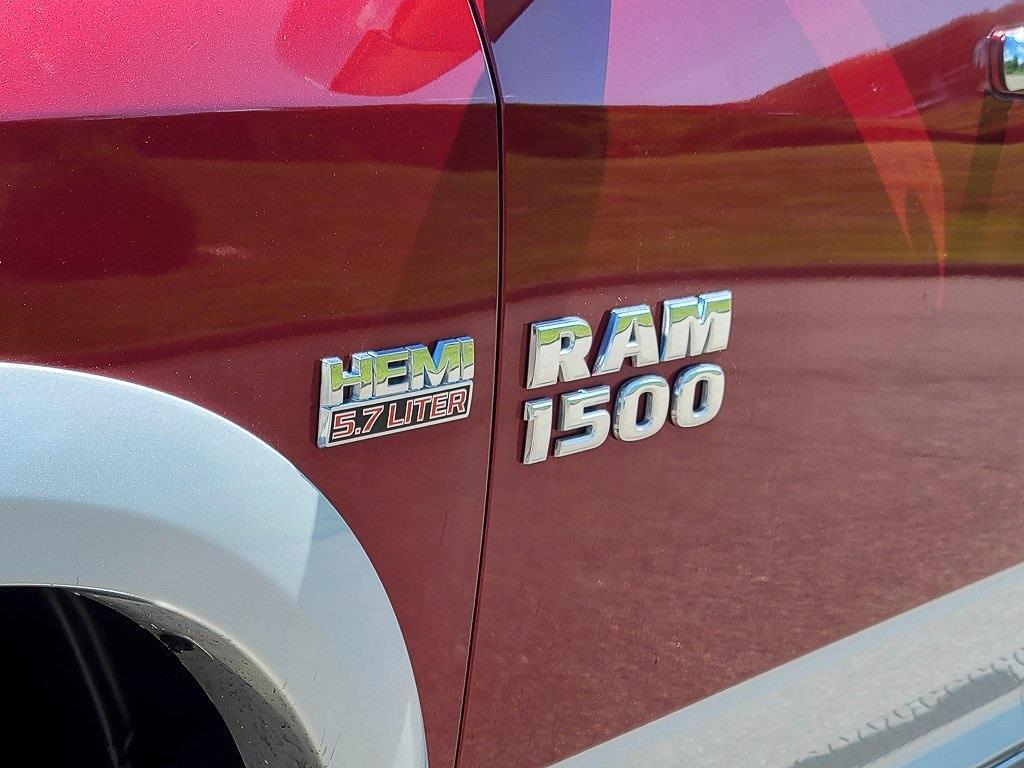 2014 Ram 1500 Crew Cab 4x4, Pickup #JP2355B - photo 11
