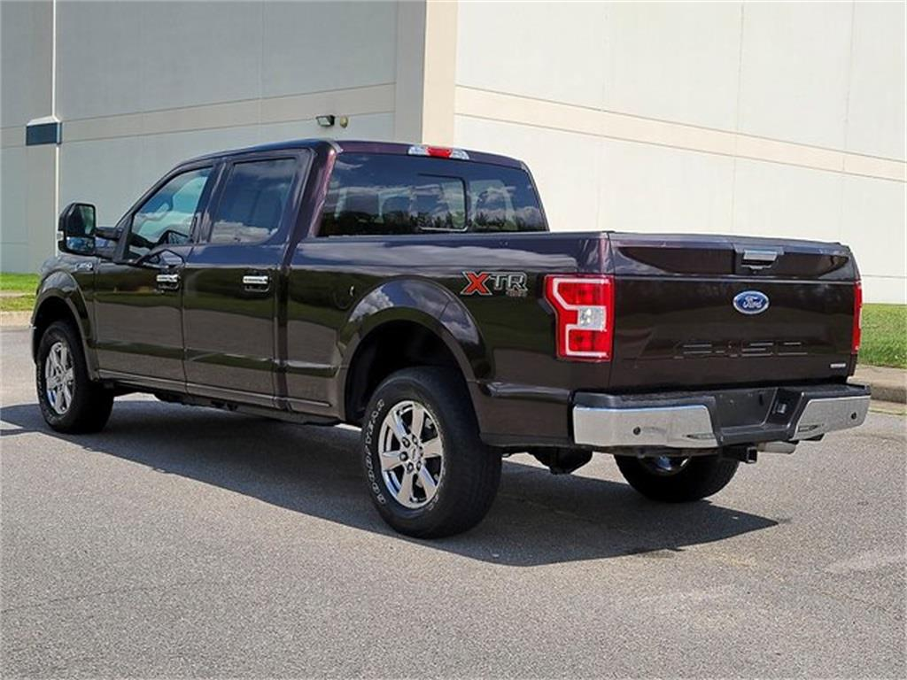 2018 Ford F-150 SuperCrew Cab 4x4, Pickup #JP2374 - photo 11
