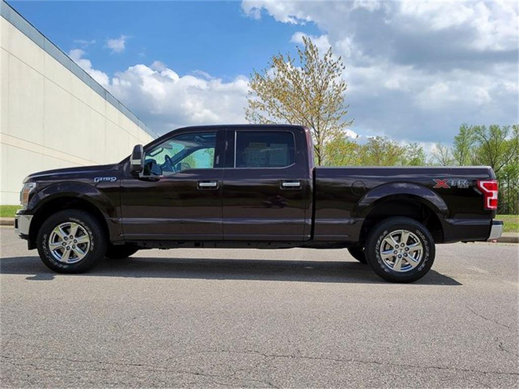 2018 Ford F-150 SuperCrew Cab 4x4, Pickup #JP2374 - photo 9