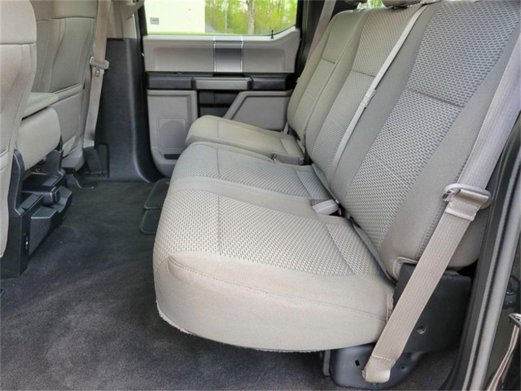 2018 Ford F-150 SuperCrew Cab 4x4, Pickup #JP2376 - photo 21