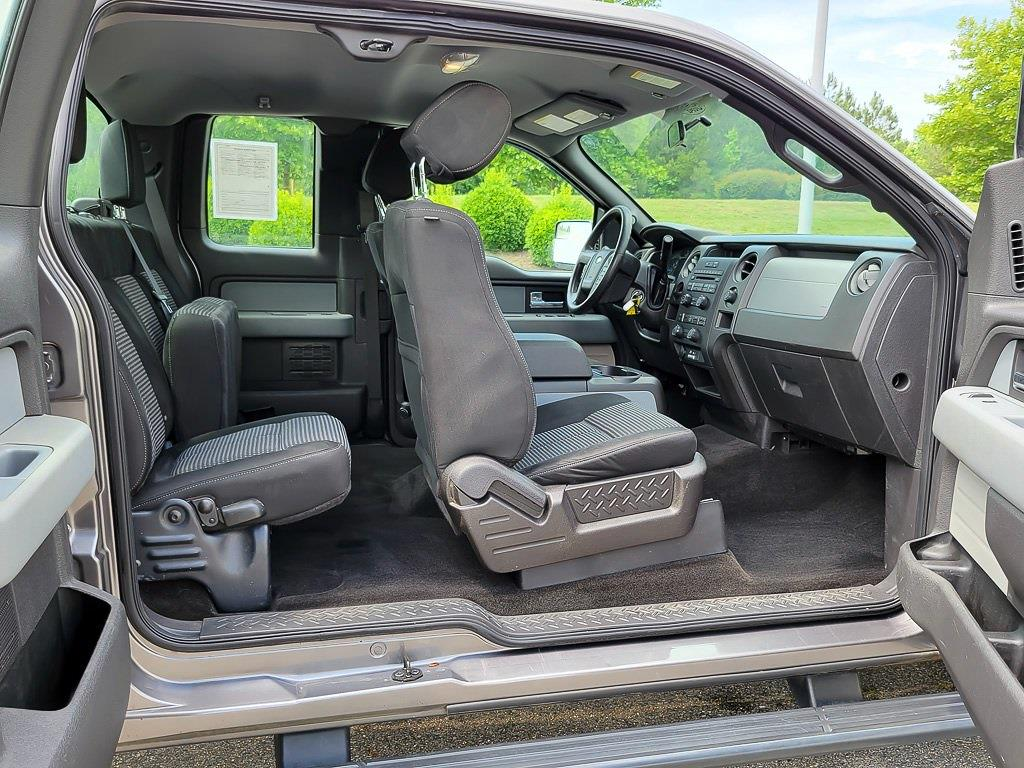 2014 Ford F-150 Super Cab 4x2, Pickup #JP2392A - photo 20