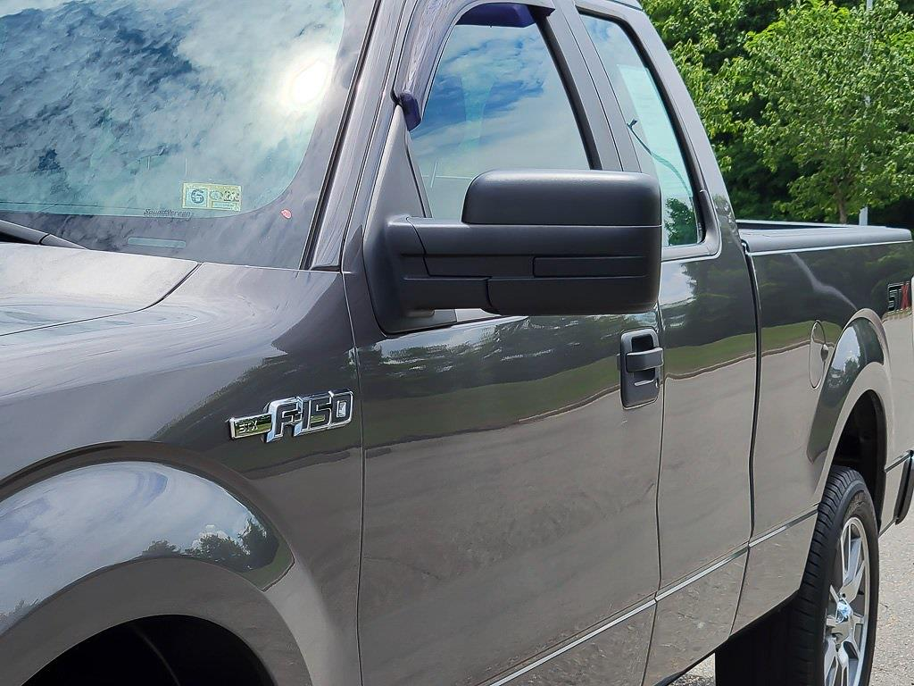 2014 Ford F-150 Super Cab 4x2, Pickup #JP2392A - photo 7