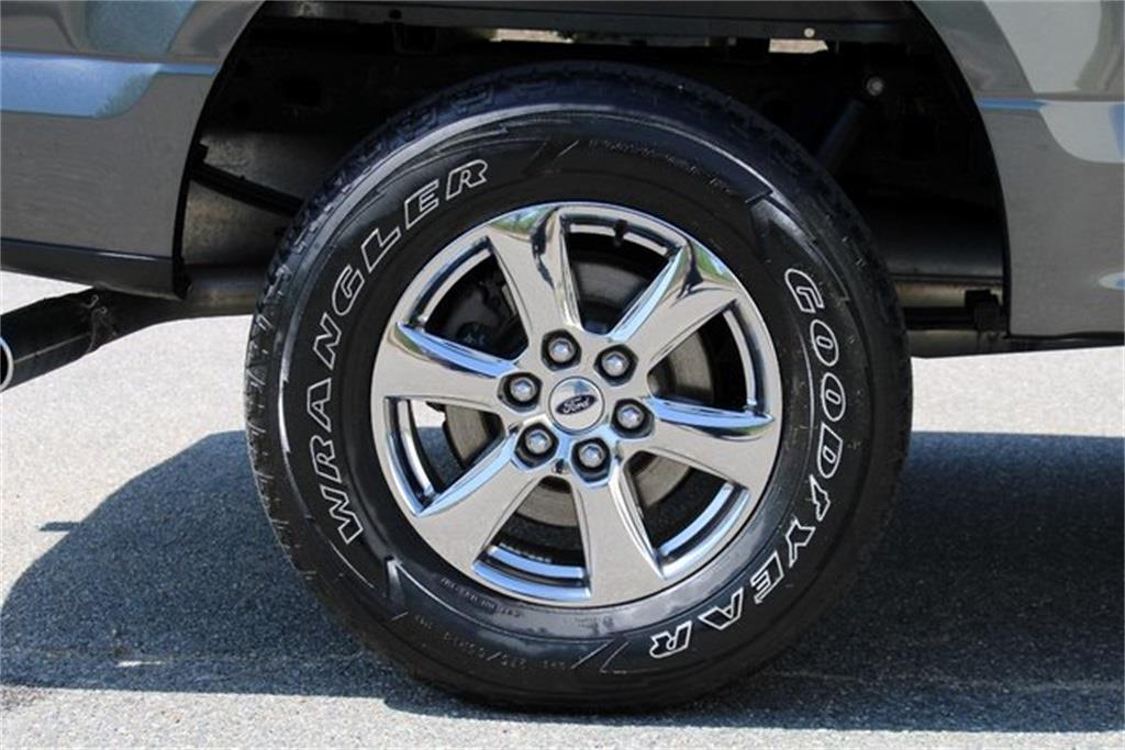 2018 Ford F-150 SuperCrew Cab 4x4, Pickup #JP2396 - photo 13