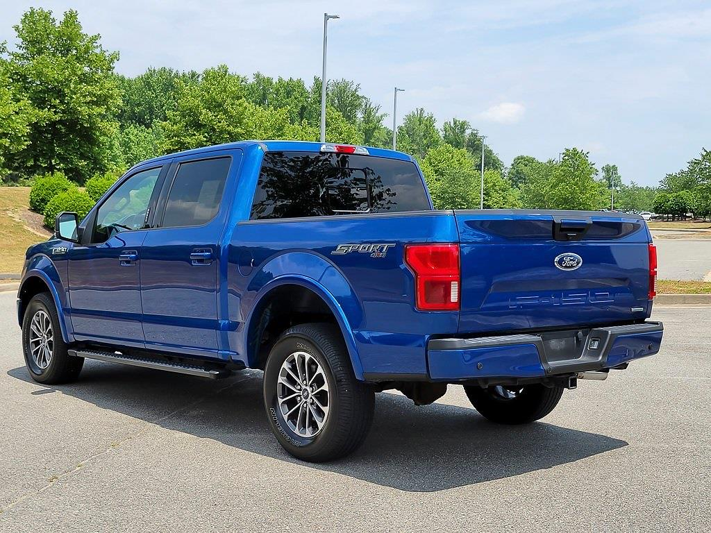 2018 Ford F-150 SuperCrew Cab 4x4, Pickup #JP2404 - photo 12