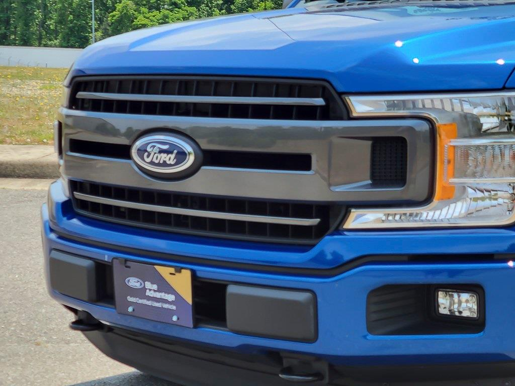 2018 Ford F-150 SuperCrew Cab 4x4, Pickup #JP2404 - photo 4