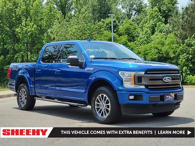2018 Ford F-150 SuperCrew Cab 4x4, Pickup #JP2404 - photo 1