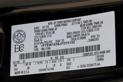 2018 Ford F-150 SuperCrew Cab 4x4, Pickup #JP2411 - photo 36