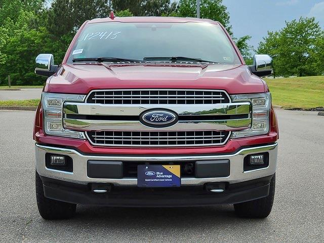 2018 Ford F-150 SuperCrew Cab 4x4, Pickup #JP2413 - photo 2