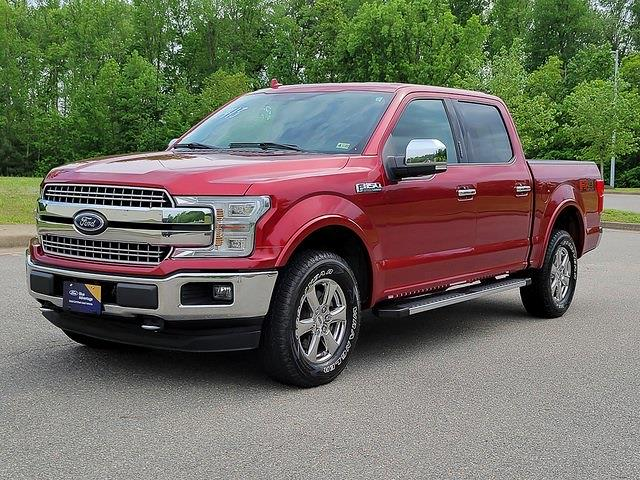 2018 Ford F-150 SuperCrew Cab 4x4, Pickup #JP2413 - photo 4
