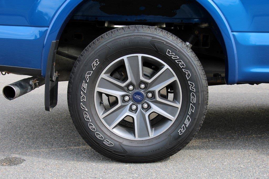 2017 Ford F-150 SuperCrew Cab 4x4, Pickup #JP2421 - photo 12
