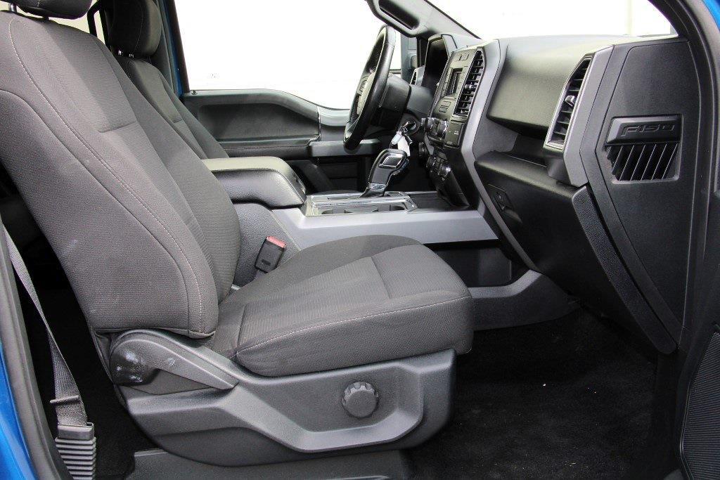 2017 Ford F-150 SuperCrew Cab 4x4, Pickup #JP2421 - photo 14