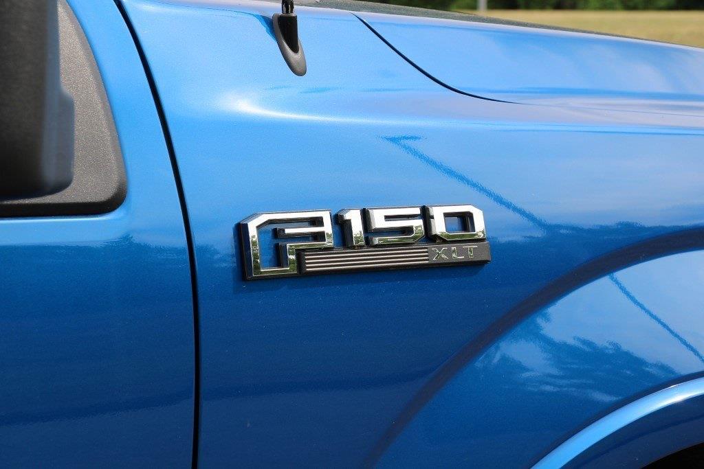 2017 Ford F-150 SuperCrew Cab 4x4, Pickup #JP2421 - photo 9