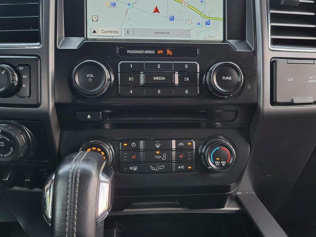 2017 Ford F-150 SuperCrew Cab 4x4, Pickup #JP2422 - photo 27