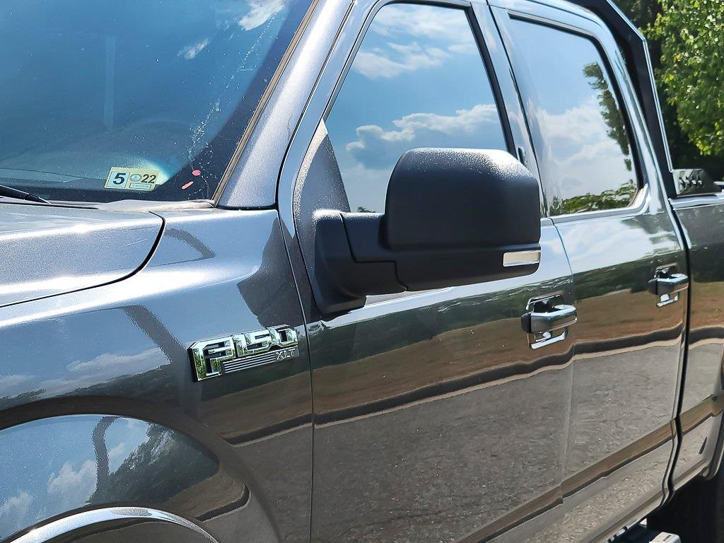 2017 Ford F-150 SuperCrew Cab 4x4, Pickup #JP2422 - photo 6