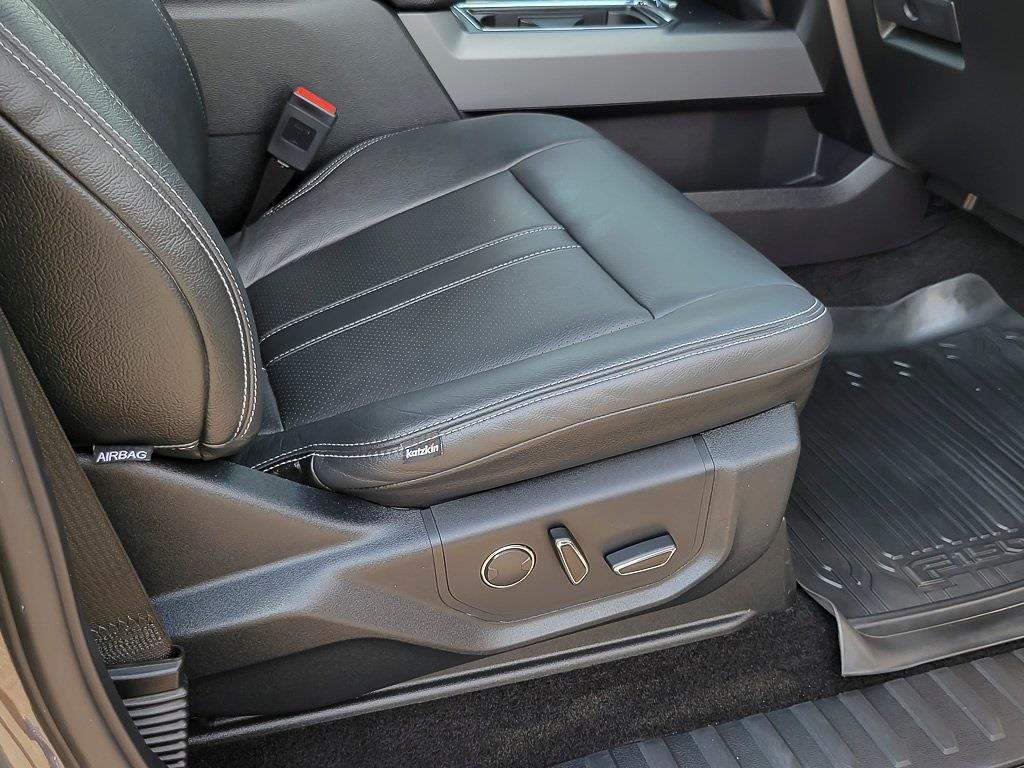2018 Ford F-150 SuperCrew Cab 4x4, Pickup #JP2428 - photo 19