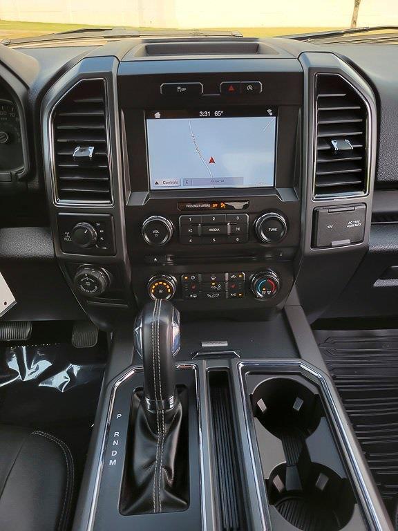 2018 Ford F-150 SuperCrew Cab 4x4, Pickup #JP2428 - photo 24