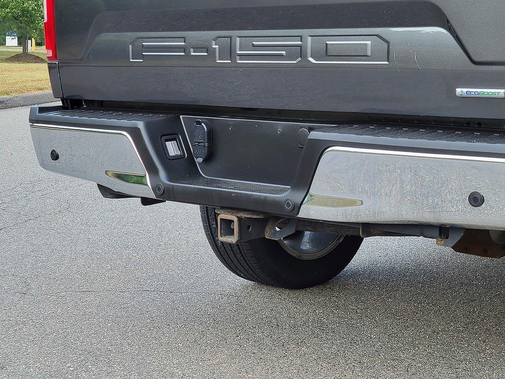 2018 Ford F-150 SuperCrew Cab 4x4, Pickup #JP2432 - photo 16