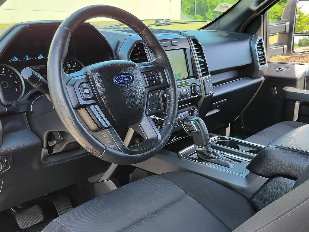 2018 Ford F-150 SuperCrew Cab 4x4, Pickup #JP2435 - photo 33