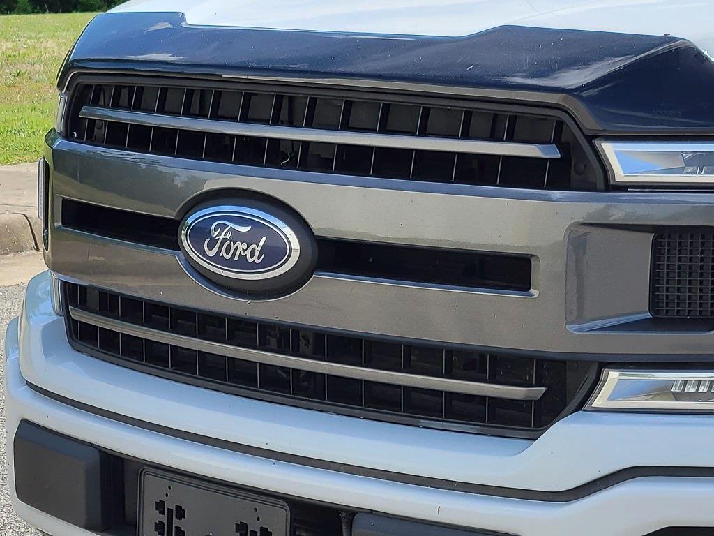 2018 Ford F-150 SuperCrew Cab 4x4, Pickup #JP2435 - photo 4