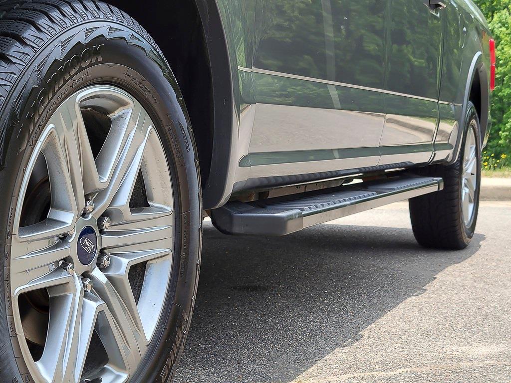 2018 Ford F-150 SuperCrew Cab 4x4, Pickup #JP2437 - photo 12