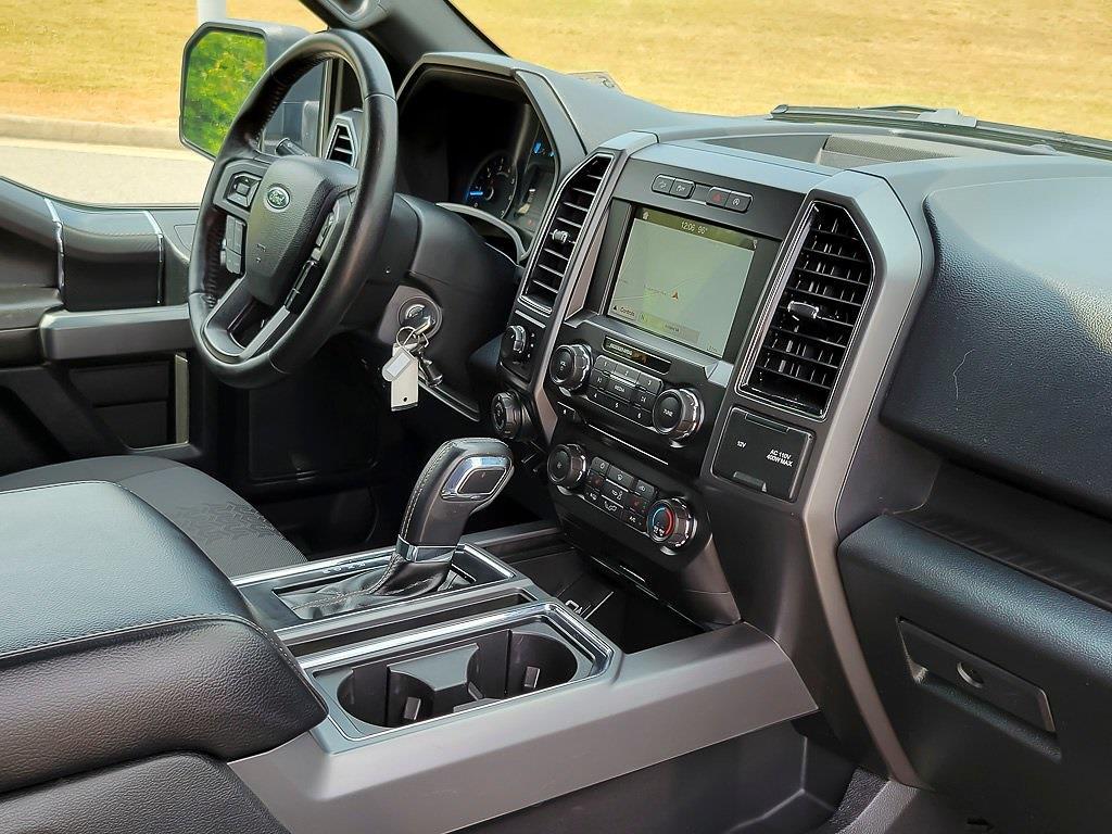 2018 Ford F-150 SuperCrew Cab 4x4, Pickup #JP2437 - photo 23
