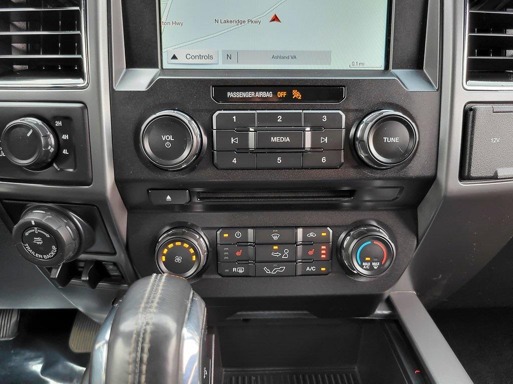 2018 Ford F-150 SuperCrew Cab 4x4, Pickup #JP2437 - photo 31