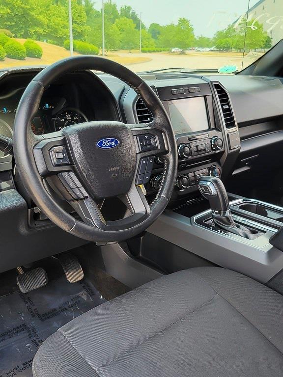 2018 Ford F-150 SuperCrew Cab 4x4, Pickup #JP2437 - photo 36