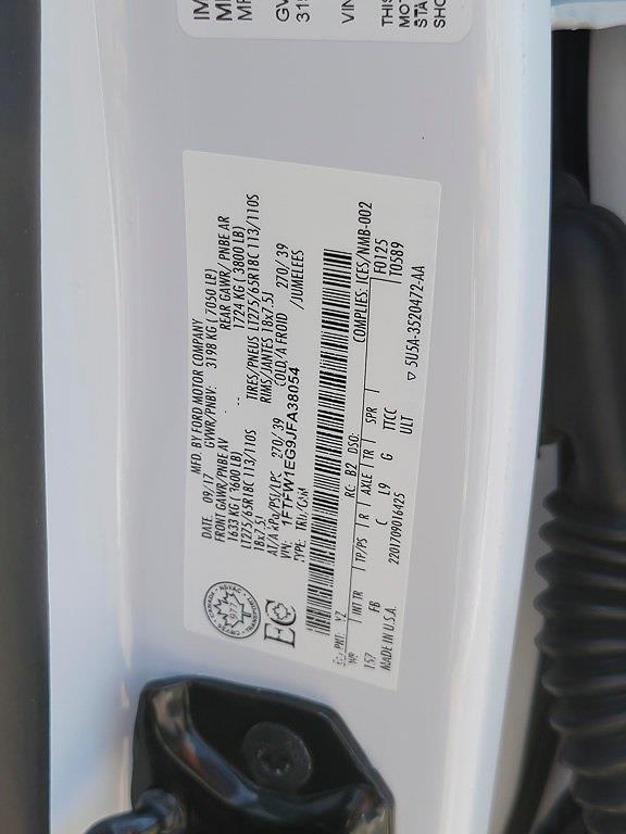 2018 Ford F-150 SuperCrew Cab 4x4, Pickup #JP2439 - photo 42