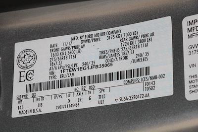 2018 Ford F-150 SuperCrew Cab 4x4, Pickup #JP2440 - photo 37