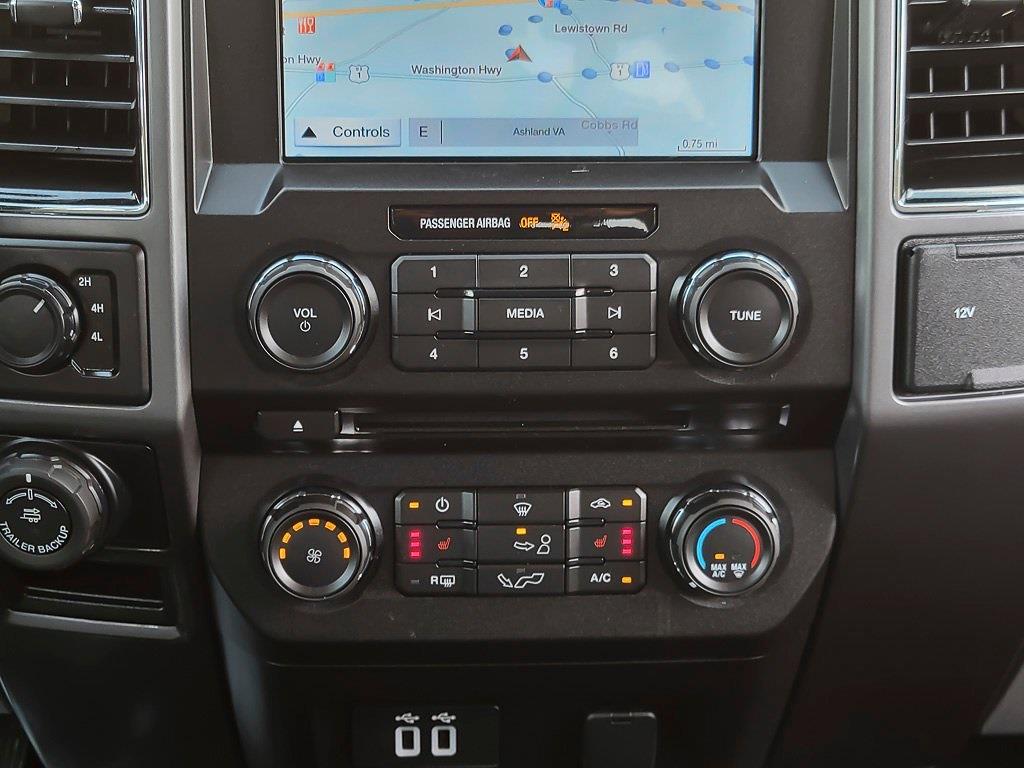 2018 Ford F-150 SuperCrew Cab 4x4, Pickup #JP2442 - photo 26