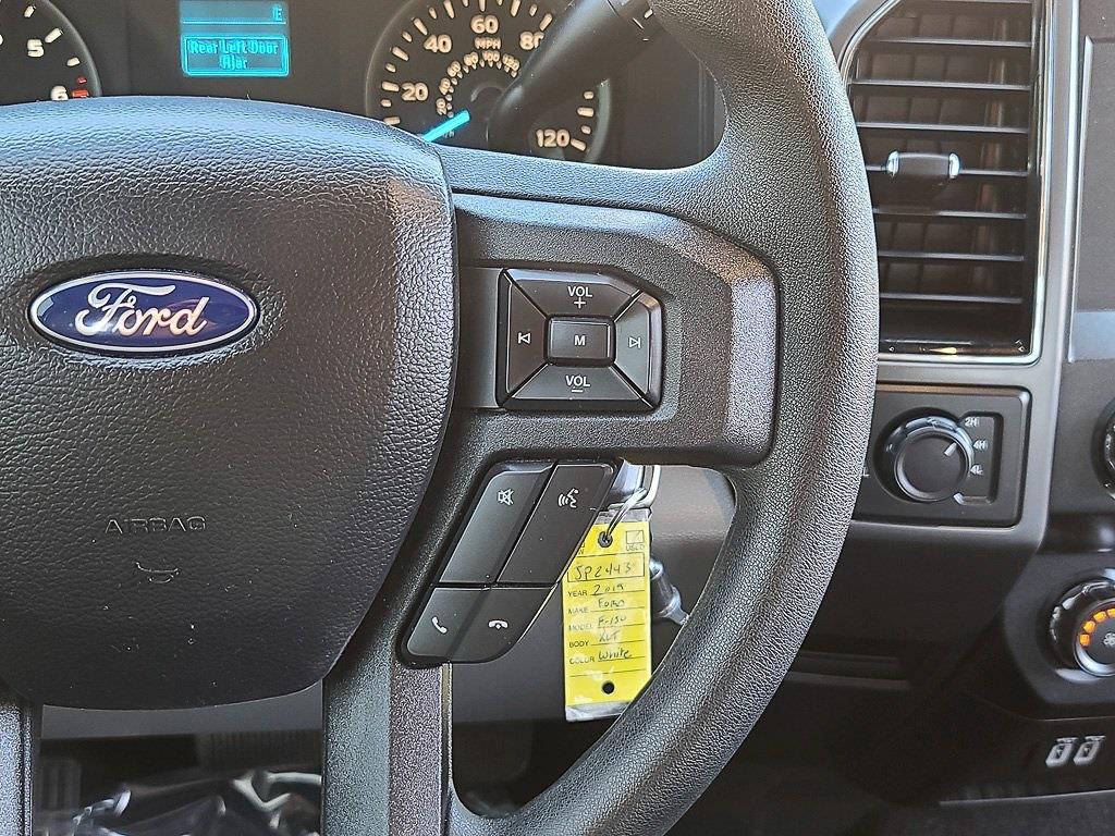 2019 Ford F-150 SuperCrew Cab 4x4, Pickup #JP2443 - photo 24