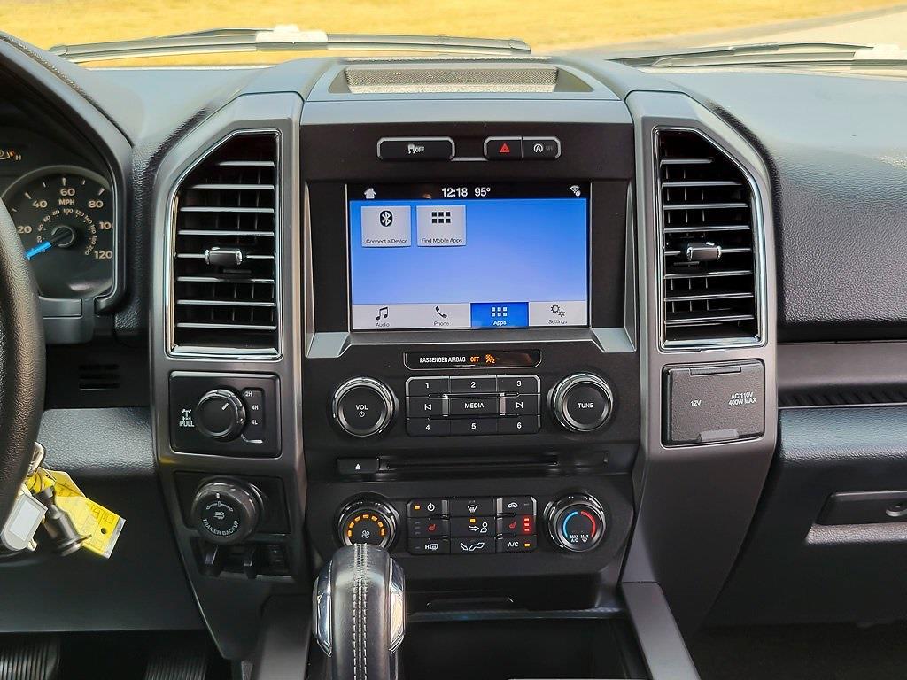 2018 Ford F-150 SuperCrew Cab 4x4, Pickup #JP2444 - photo 26