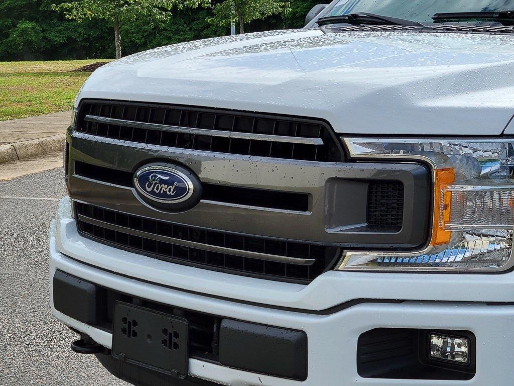 2018 Ford F-150 SuperCrew Cab 4x4, Pickup #JP2447 - photo 4