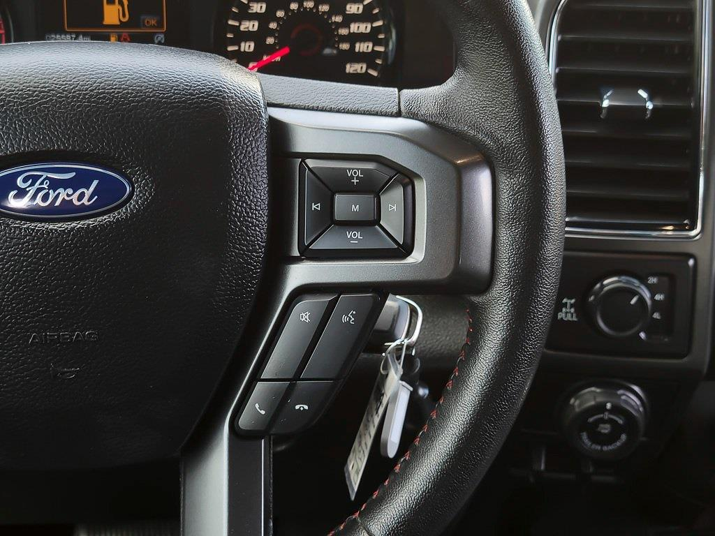 2019 Ford F-150 SuperCrew Cab 4x4, Pickup #JP2454 - photo 32
