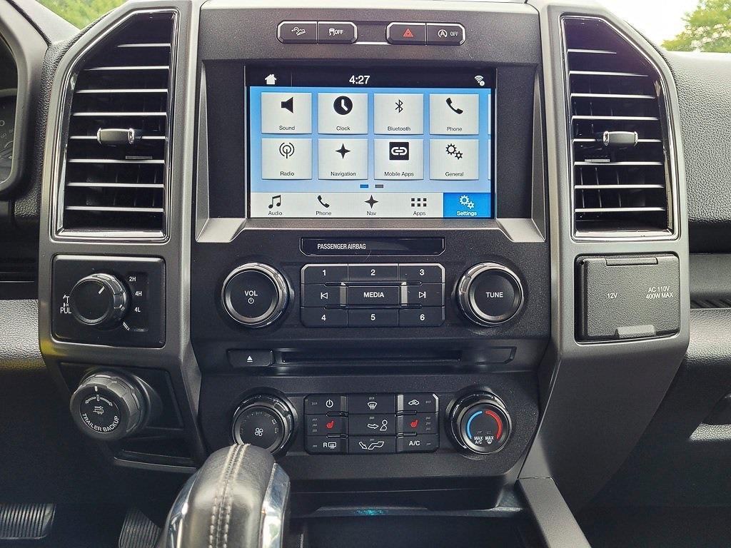 2018 Ford F-150 SuperCrew Cab 4x4, Pickup #JP2480 - photo 15