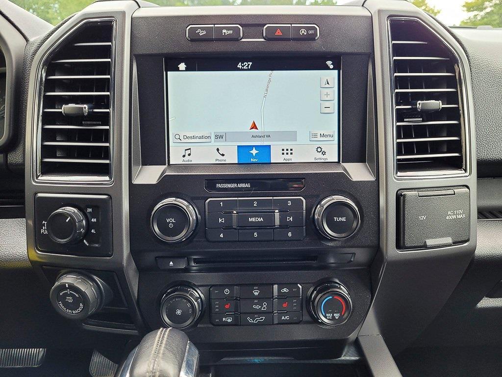2018 Ford F-150 SuperCrew Cab 4x4, Pickup #JP2480 - photo 16