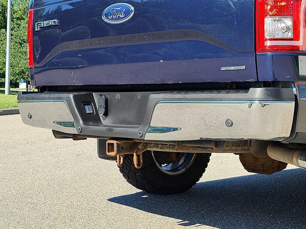 2015 Ford F-150 SuperCrew Cab 4x4, Pickup #JP2481 - photo 18