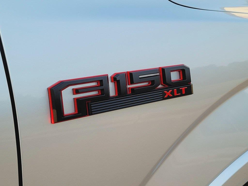 2016 Ford F-150 SuperCrew Cab 4x4, Pickup #JP2482 - photo 18
