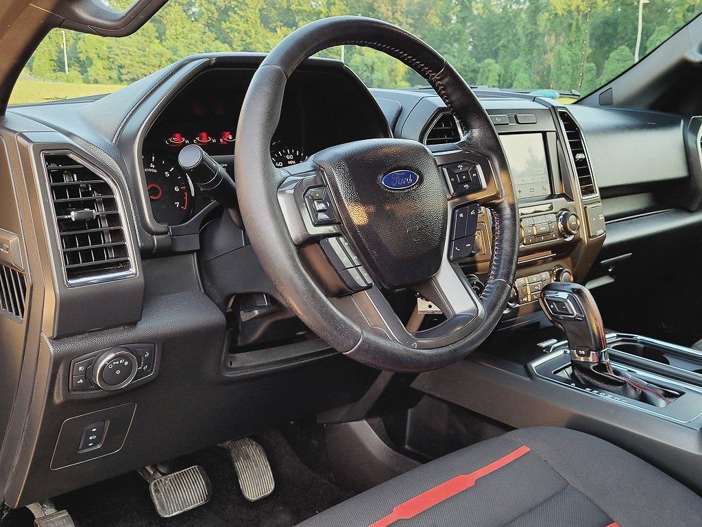 2016 Ford F-150 SuperCrew Cab 4x4, Pickup #JP2482 - photo 25