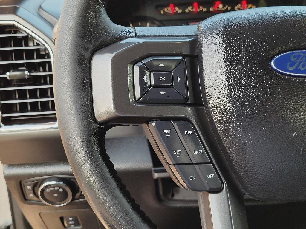 2016 Ford F-150 SuperCrew Cab 4x4, Pickup #JP2482 - photo 29