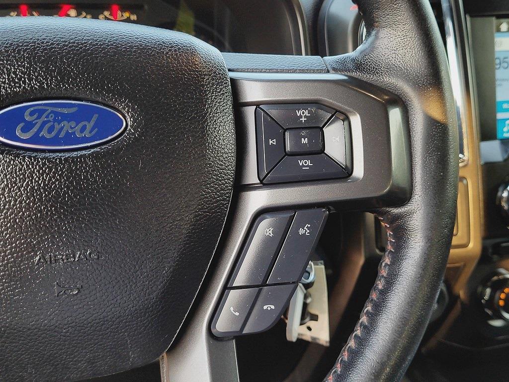 2016 Ford F-150 SuperCrew Cab 4x4, Pickup #JP2482 - photo 30