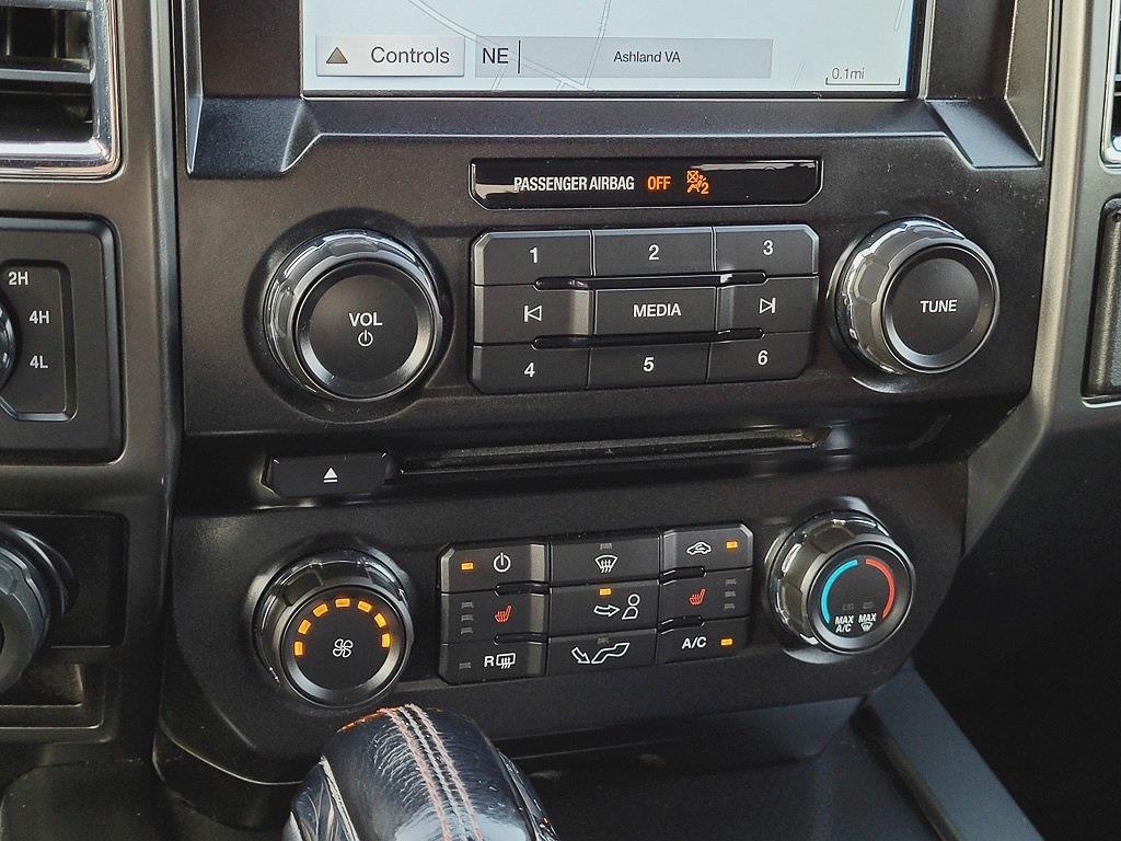 2016 Ford F-150 SuperCrew Cab 4x4, Pickup #JP2482 - photo 34